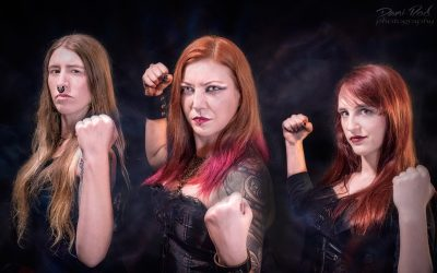 Concerts Ride Of The Valkyries: Entrevue avec Corinne Cardinal