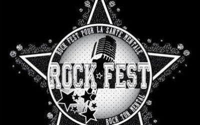 Rock Fest pour la Santé Mentale – Jeudi 5 août 2021